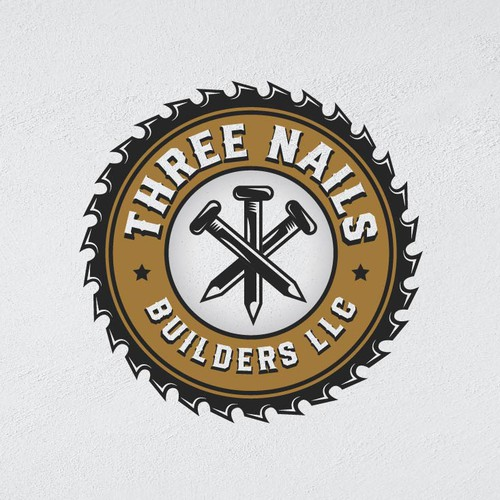 Old Western logo for Construction Company