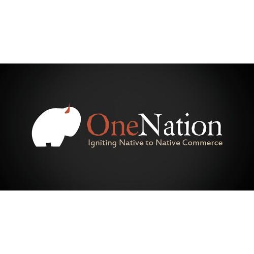 Native American logo concept