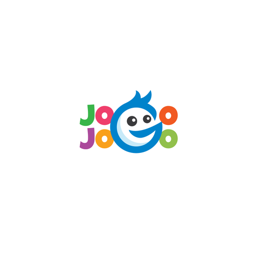 Logo for digital toys company