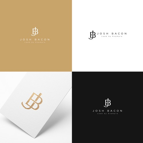 Josh Bacon Personal Brand Logo