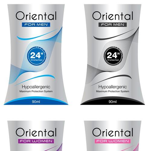 Oriental Deodorant