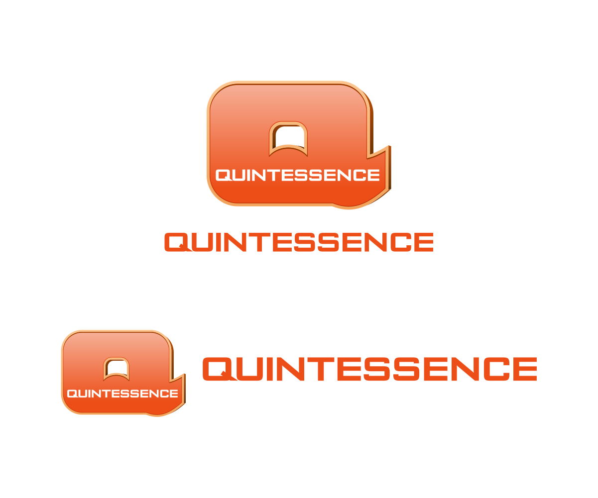 Create logo for the African Outfit/Gallerie QUINTESSENCE