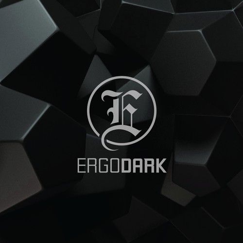 Logo for ErgoDark
