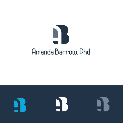 Smart Logo for Amanda BArrow, Phd