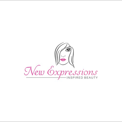 Fresh logo for New Expression