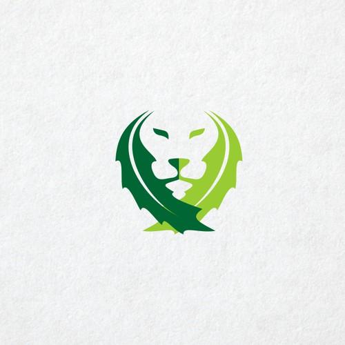 cannabis + lion