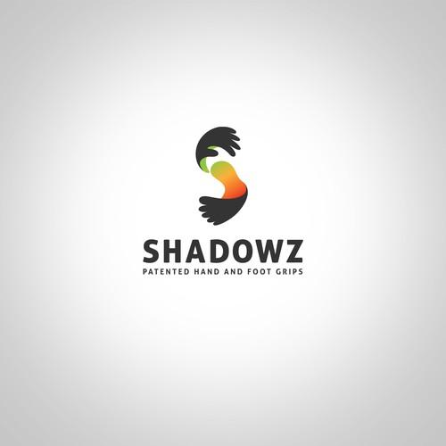 Modern logo for outdoor activity gear brand.