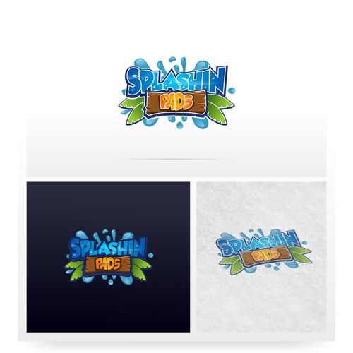 Create the winning logo for Splashin Pads!!