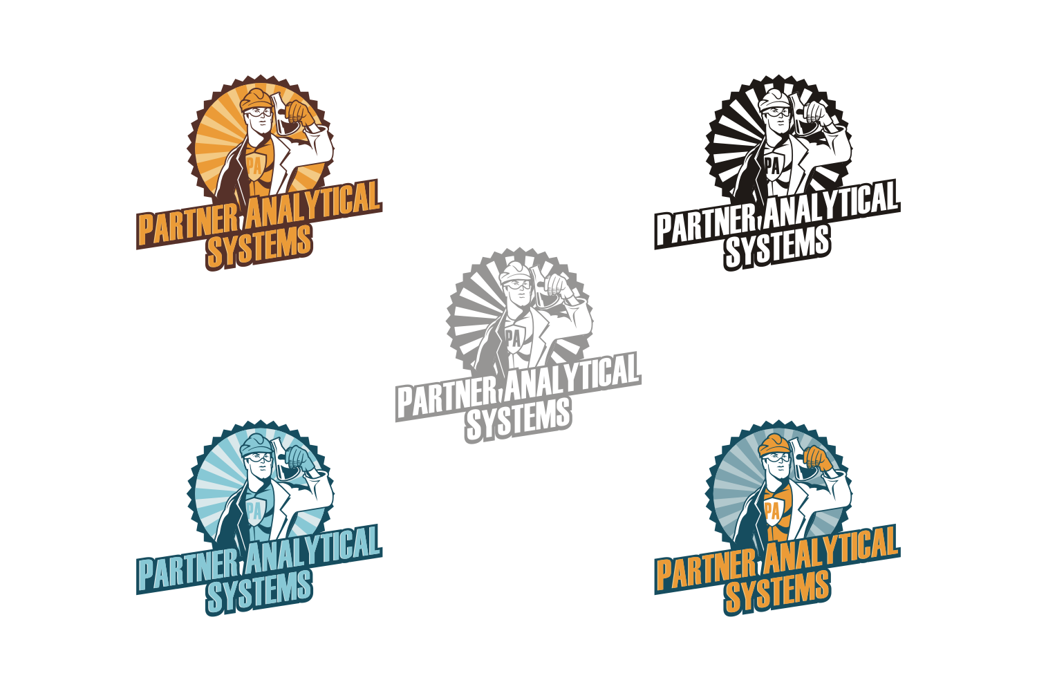 logo for Partner Analytical Systems