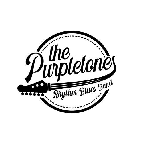 The Purpletones Logo