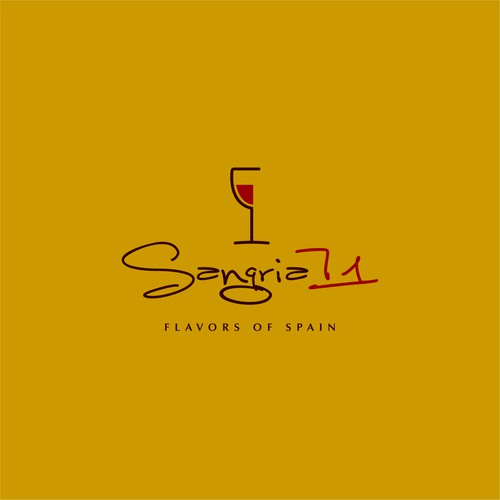 Help Sangria 71 with a new logo
