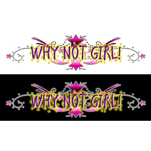 Why Not Girl 2