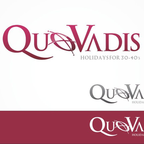 New logo Quo Vadis Holidays