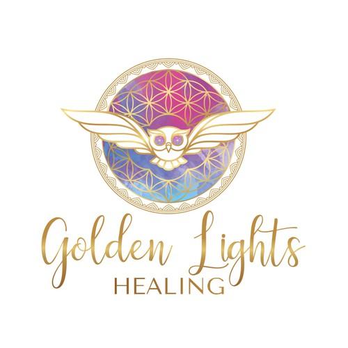 Golden Lights Healing