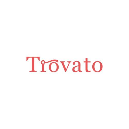 Trovato logo design