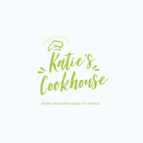 Logo concept for a home cook/ food blogger