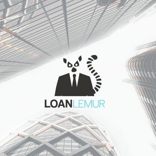 Logo for financial technology startup