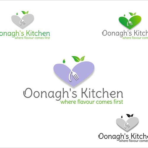 Oonagh's Kitchen needs a new logo