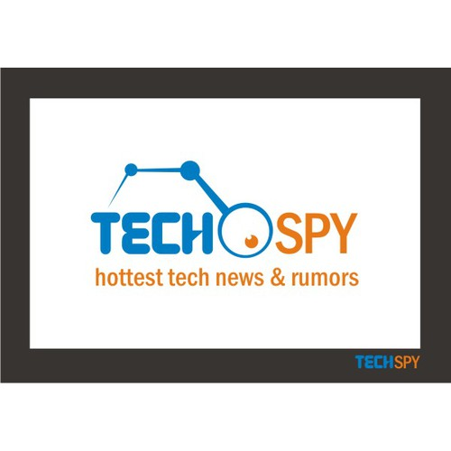 Wiining logo design for a tech news website