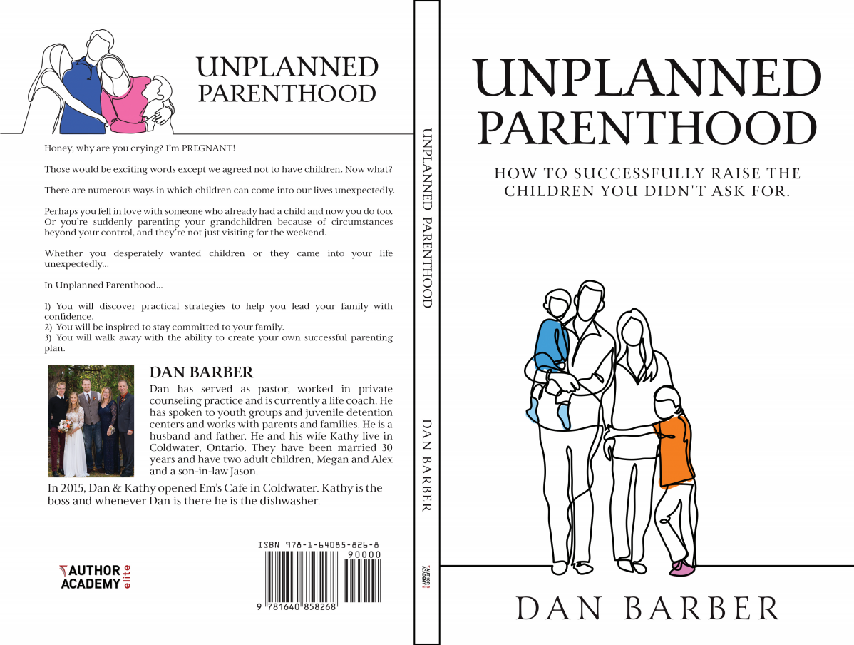 Unplanned Parenthood Back Cover Revision