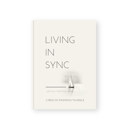 Physical book LIVING IN SYNC