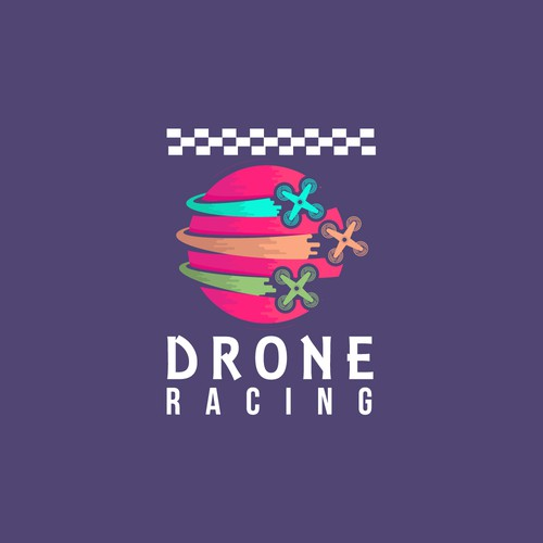 Playful concept for Drone Racing