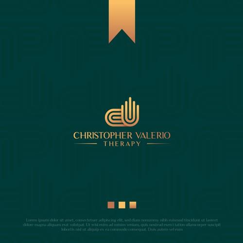 Luxury style logo for Christoper Valerio