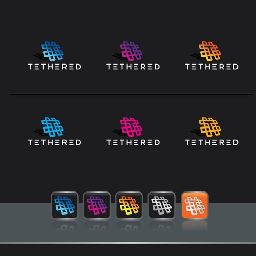 Get connected! Tethered needs your help with a logo!