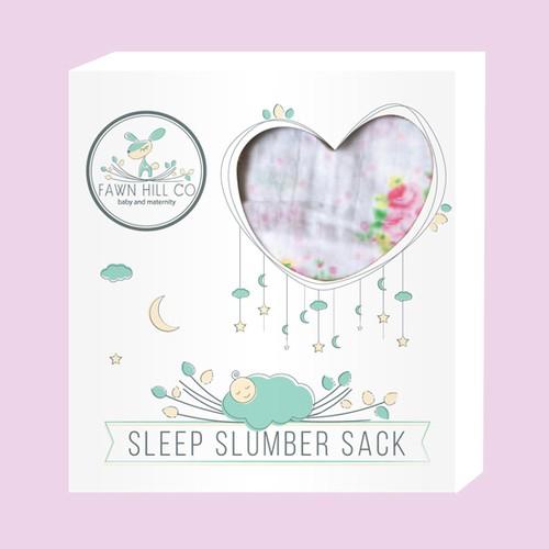 Packaging for baby sleep sack