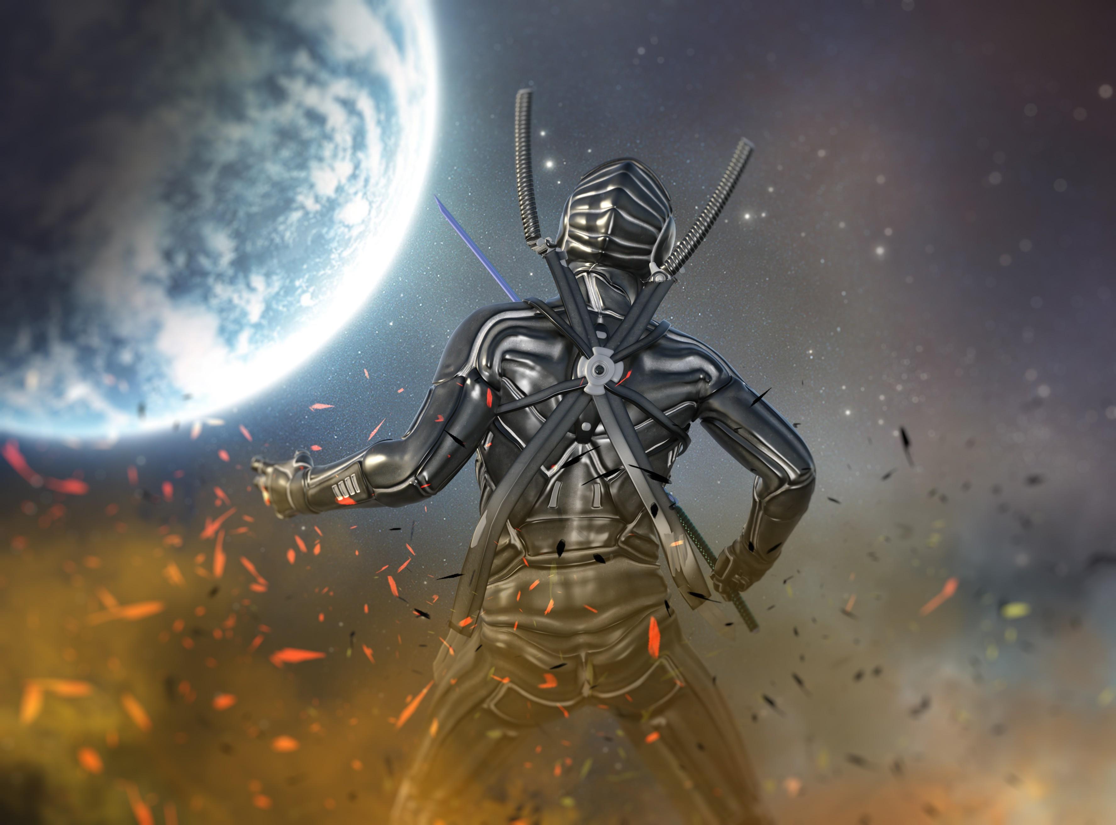 esports and gaming ninjastyle illustrations