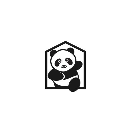 Logo Concept For Dynamic Panda
