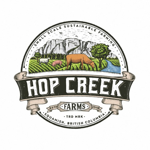 Hop Creek farms