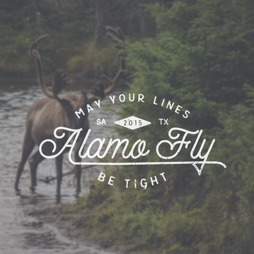 Retro/rugged logo needed: Texas fly fishing & lifestyle brand --classic/rugged/vintage