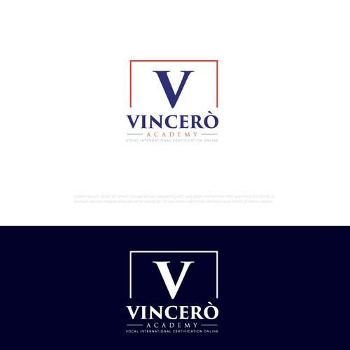 vincero academy logo