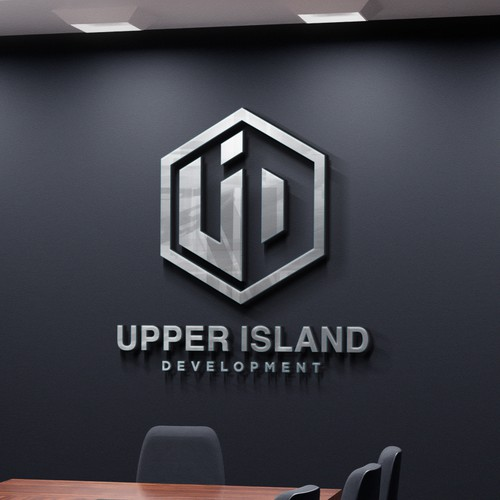 Upper Island Development Logo  Concept UID