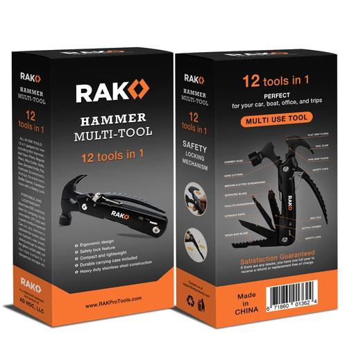 Rako Hammer Multi-tool