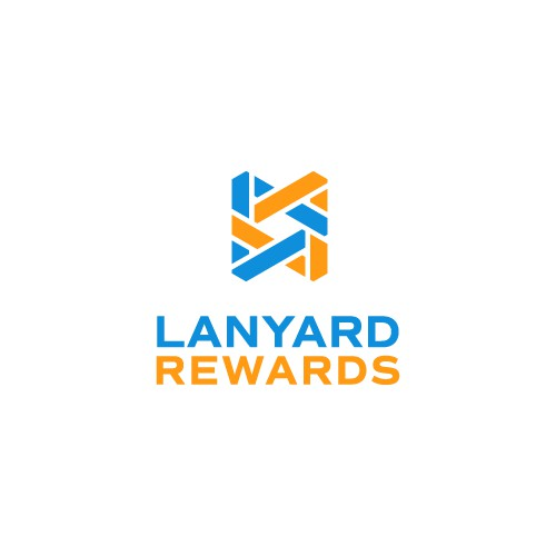 Logo Design Concept for Lanyard Rewards