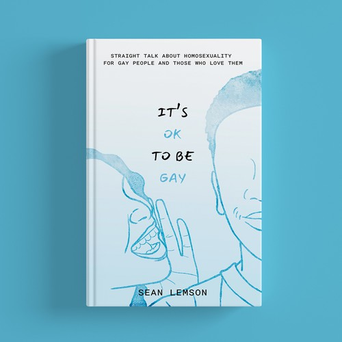 It's ok to be gay book cover