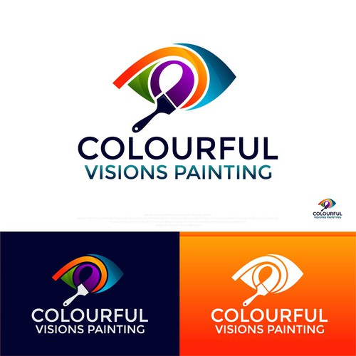 Colourful Visions Painting