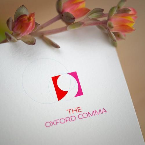Smart Logo For The Oxford Comma