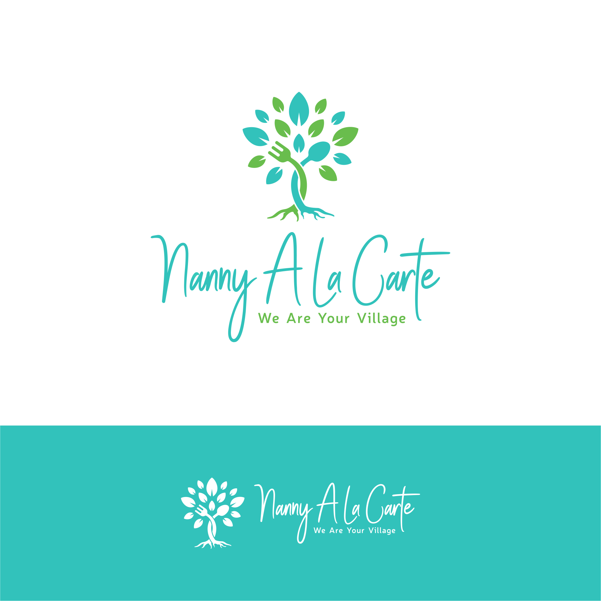 Create a cool logo for a one stop shop family support business