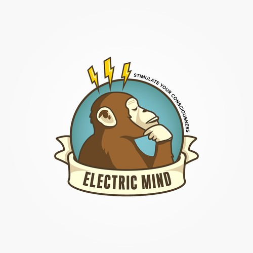 Logo for Electric Mind