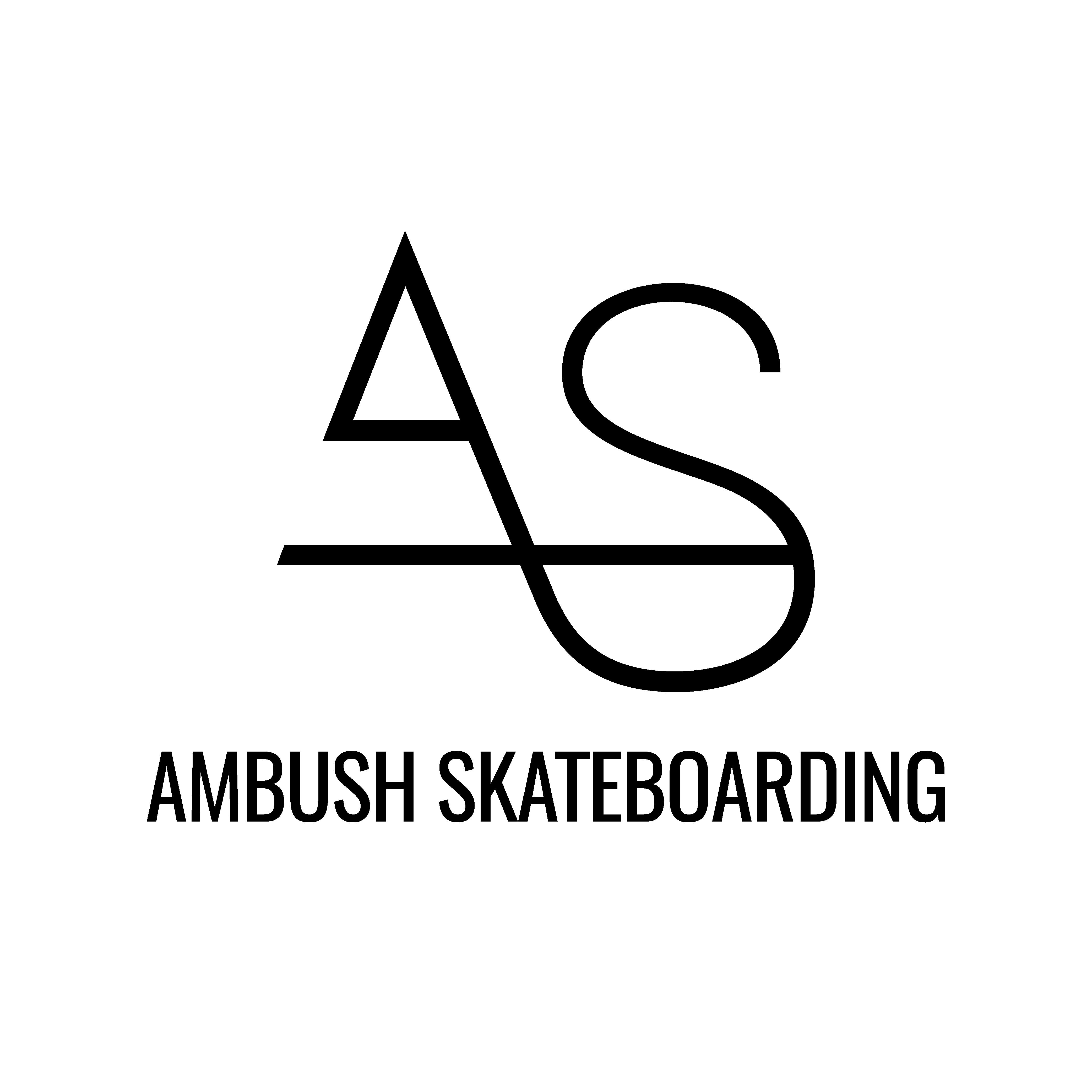 Ambush Skateboarding Logo (Store Sign/Website Logos)