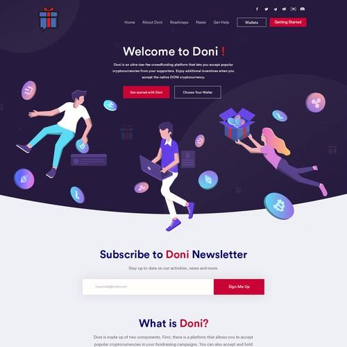 DONI - Doni Network Token