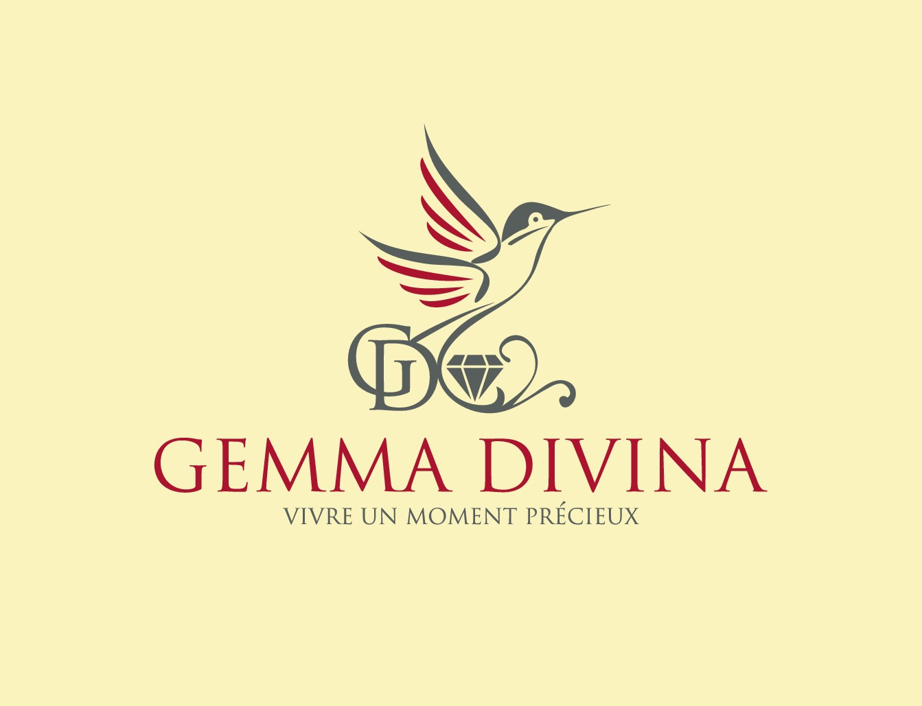 Seeking a brilliant luxury logo for our new jewelry shop Gemma Divina in South of France.