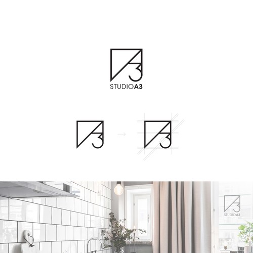 Logo for Interior Design Studio