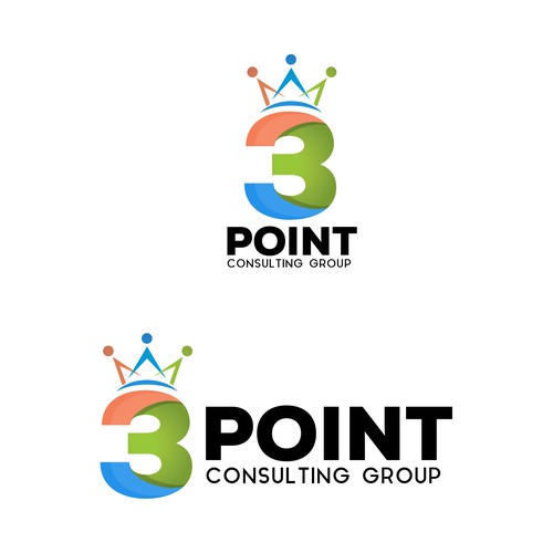 3 Point Consulting Group logo