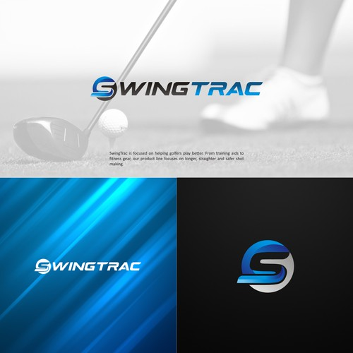 SwingTrac Logo