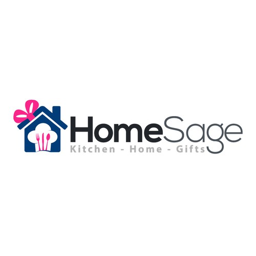Create a memorable logo for a web retailer of kitchenware, homeware and giftware