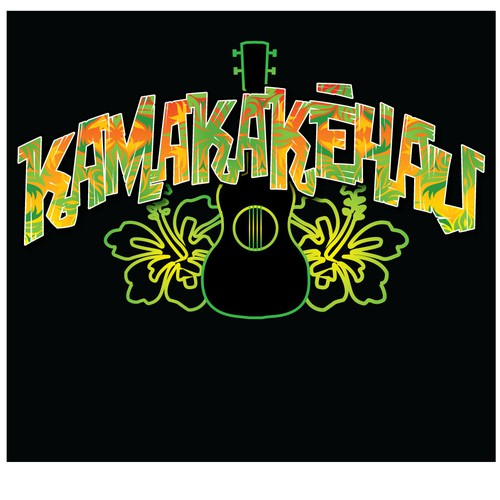 logo for hawaiian singer